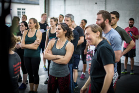 Fun, small group classes at CrossFit Avon in Bristol